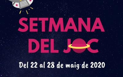 SETMANA DEL JOC 2020